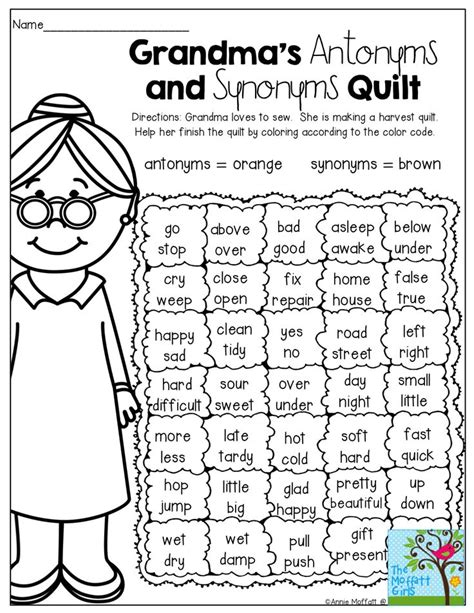 fun   review antonyms  synonyms teacher plans pinterest synonyms  antonyms