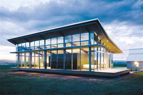architects home design glass farmhouse eastern oregon architect magazine award winners vacation homes