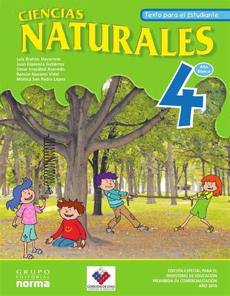 libro de ciencias naturales de 5 basica ciencias naturales 4 186 alumno by sandra nowotny issuu