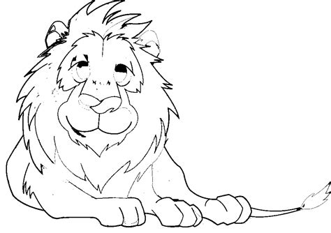 lion coloring page free free printable lion coloring pages for kids