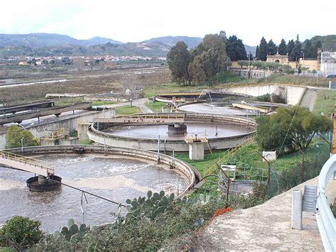vasche di sedimentazione impianto di scarico e fognario educazionetecnica dantect it