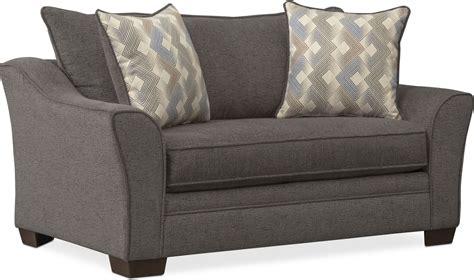 Sleeper Chairs by Trevor Innerspring Sleeper Chair And A Half Gray