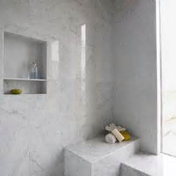Gray marble shower tiles design decor photos pictures