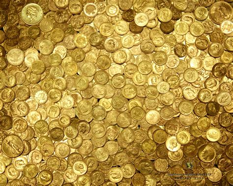 wallpaper of gold coins gold coins high resolution wallpaper for desktop