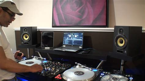 home dj studio setup www pixshark images galleries