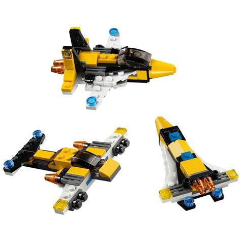 Lego 31001 Creator Mini Skyflyer lego 31001 creator 3 in 1 mini skyflyer 62 pieces for ages 6 12 new ebay