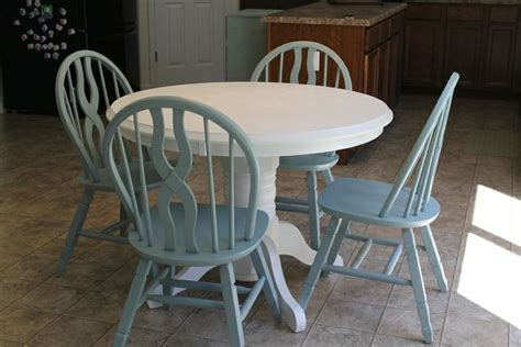 Refinish Kitchen Table Refinishing A Table Crafts
