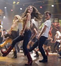 rock the boat dance steps footloose remake dances into action with new moves new