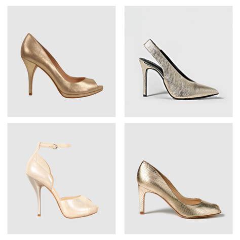 el corte ingles zapatos de fiesta el corte ingl 233 s zapatos y sandalias metalizadas en la
