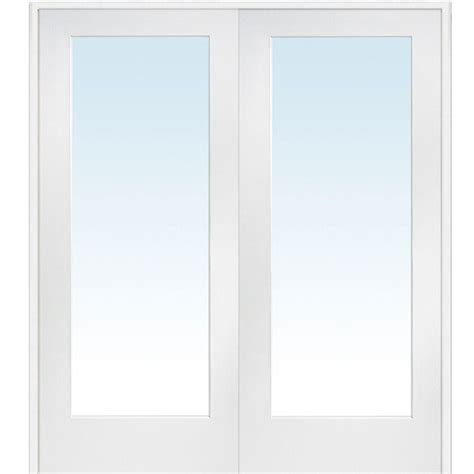 home depot glass doors interior mmi door 73 5 in x 81 75 in classic clear glass 1 lite interior door z009302ba