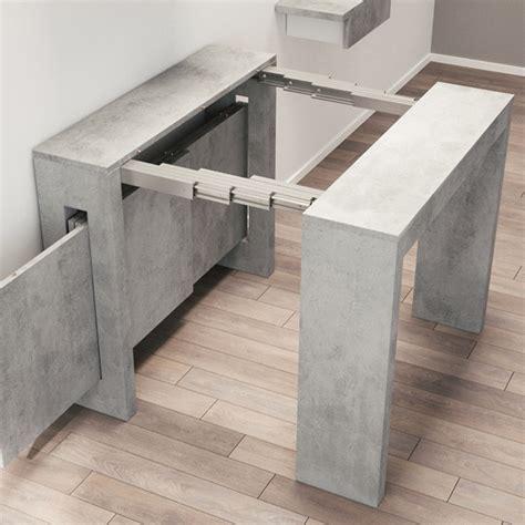 tavoli consolle allungabili moderni consolle allungabile moderna tavolo da pranzo design con