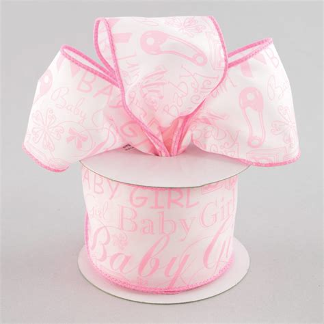 Babby Ribbon 2 2 5 quot baby ribbon 10 yards rg138222 craftoutlet