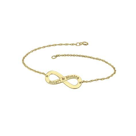 couples infinity bracelet 12x30mm