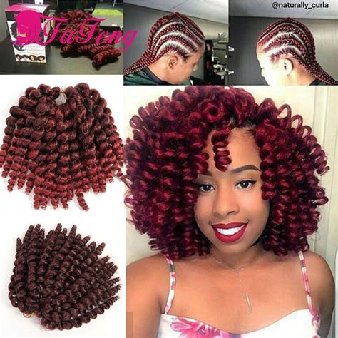 styles to pack braids 10 inch wand curl crochet hair extensions 22roots pack