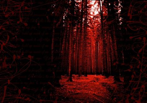 the bloody bloody forest by queenofrohan on deviantart