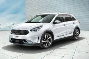 Kia Niro New Kia Niro Ev To Join Line Up In 2018 Auto Express