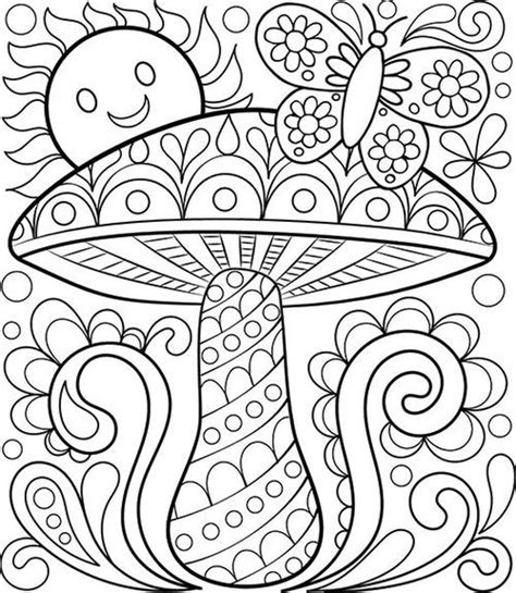 Free Printable Coloring Pages For Adults Health Symptoms