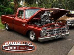 65 ford f100 slick 60s ford