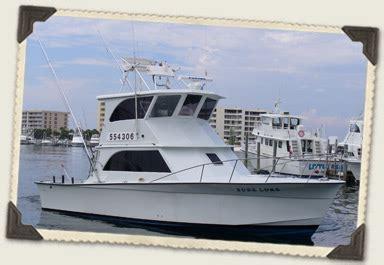 charter boat regulations spacious charter fishing boat sure lure destin florida