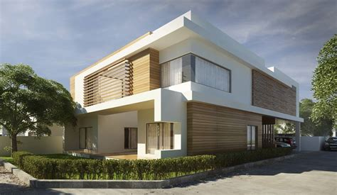 corner house design 1 kanal house 3d rendering 3d view home designs home facades corner house 4500 sq