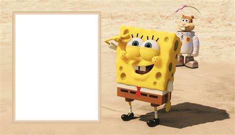 Bordir Sponge Bob Badge Bordir Jacket Bomber spongebob out of water png photo frame gallery yopriceville high quality images and