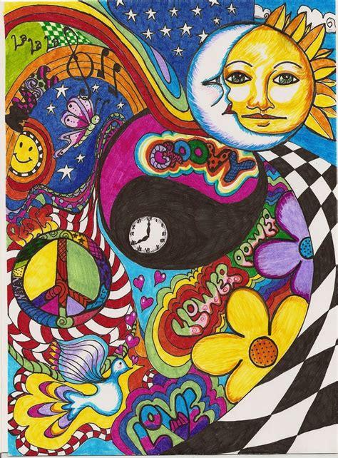 In Trippy Drawings by Psychedelic By Jerzee On Deviantart