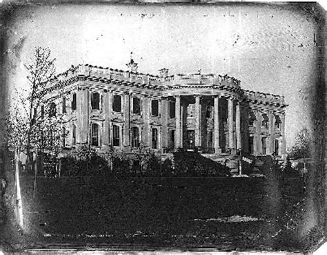 history of the white house the white house