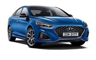 Hyundai Hybrid Sonata 2018 Hyundai Sonata Sport Hybrid Redesign And Release
