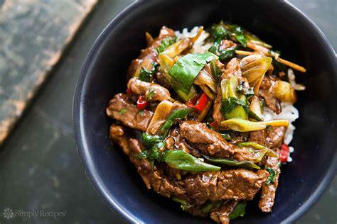 best wok for stir fry beef stir fry recipe simplyrecipes