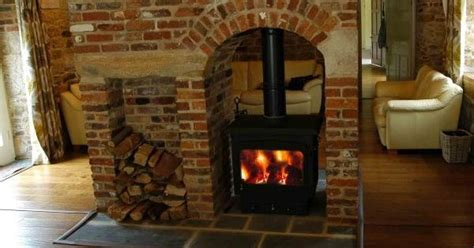 sided wood burning fireplaces for sale