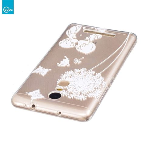 Softcase Tpu Flower Redmi Note 3 husa xiaomi redmi note 3 gel tpu dandelion and flowers cubz