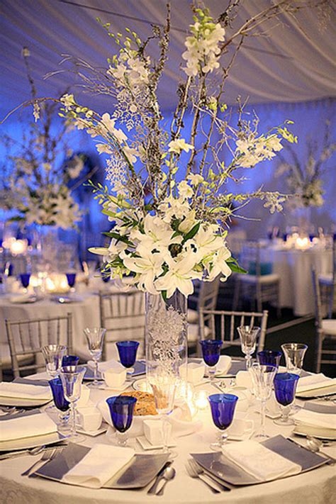 beautiful table centerpieces gorgeous tall summer wedding centerpieces with photos