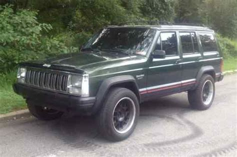 1996 Jeep Grand Mpg Sell Used 1996 Jeep Sport 4x4 5 Speed Manual