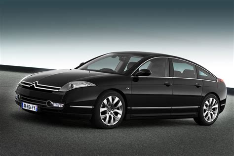 Citroen C6 history, photos on Better Parts LTD