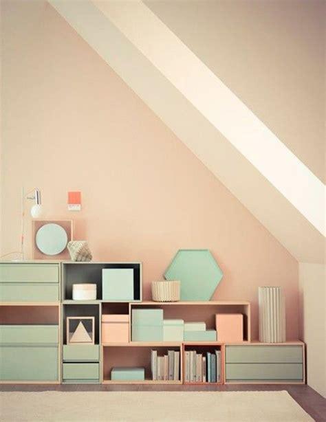 Mint And Coral Home Decor Pastel Slaapkamer Interieur Insider