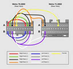2002 chevy tahoe radio wiring diagram