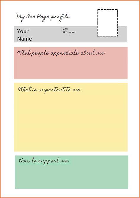 8 one page company profile template company letterhead