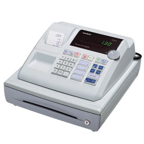 Mesin Kasir Casio Te 2200 casio register 130 cr