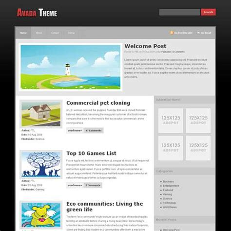 wp content themes avada zip top 90 best wordpress themes 2016