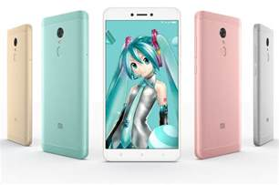 Xiaomi Redmi Note 4x Cuteness Xiaomi S Redmi Note 4x Dedicated To