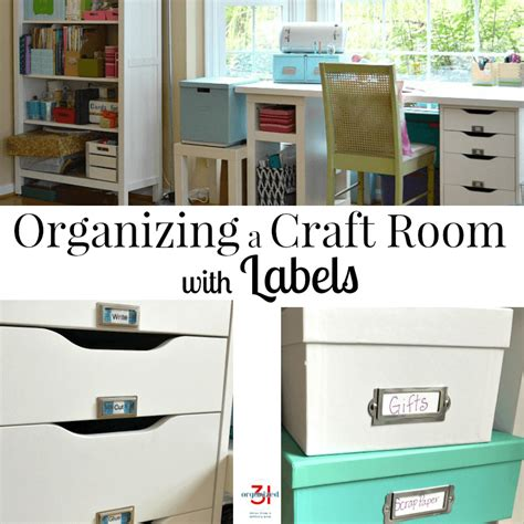 craft room labels organizing a craft room with labels organized 31
