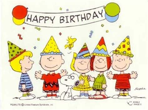 happy birthday images snoopy happy birthday charlie brown and snoopy pinterest