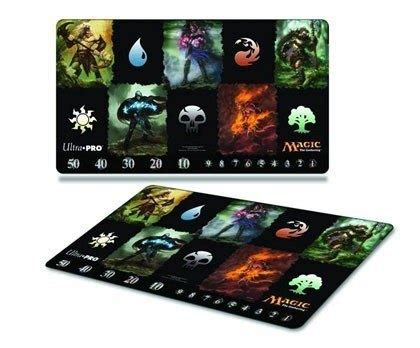 magic the gathering mtg planeswalker ii playmat by ultra