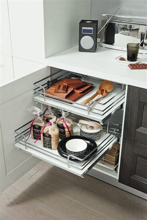 cassetti per cucine cassettoni estraibili per cucina per vani ante battenti