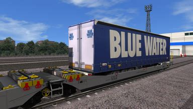 blue trailer nl ts2016 sdggmrs trailer wagons quot blue water quot