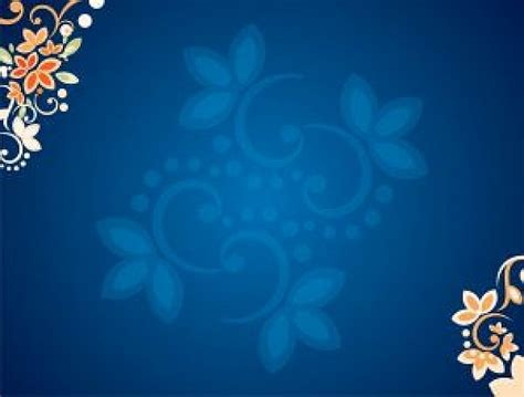 abstract flower layout design vector photo free download