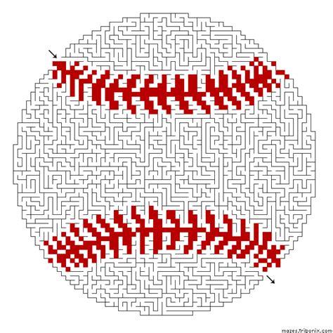 printable hockey mazes image gallery sports maze