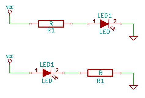 led resistor diagram using leds in your circuits jumptuck