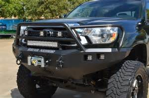 2013 Toyota Tacoma Bumper Road Armor 174 2012 2013 Toyota Tacoma Front Stealth Winch