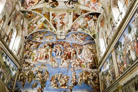 Michelangelo Sistine Ceiling by When Will The Sistine Chapel Open After The Papal Conclave